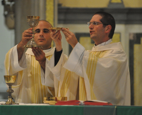 a day in the life of a priest archdiocese of indianapolis